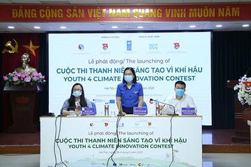 Phát động cuộc thi tìm kiếm giải pháp bảo vệ môi trường