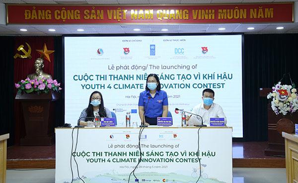 bảo vệ môi trường,cuộc thi thanh niên sáng tạo,khí hậu