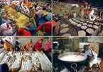 Cận cảnh bếp ăn khổng lồ phục vụ 100.000 người mỗi ngày