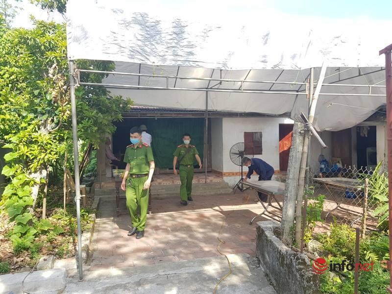 Hà Tĩnh: Cụ bà 87 tuổi tử vong cùng con trai, nghi bị điện giật