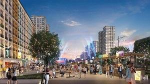 Quảng trường trung tâm kỳ vọng biến Sầm Sơn thành đô thị thịnh vượng