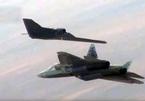 Hé lộ đội hình tác chiến giữa 'quái điểu' Su-57 và 'thợ săn' S-70
