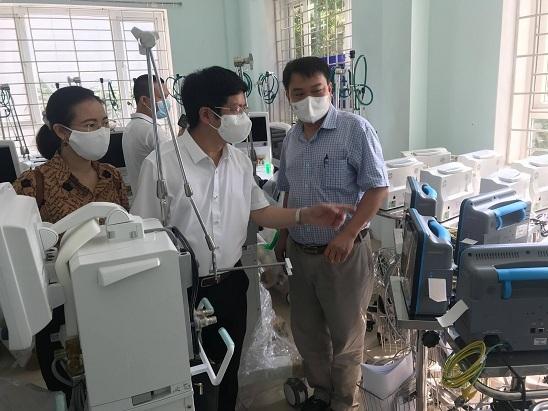 Trung tâm hồi sức tích cực lớn nhất miền Bắc tại Bắc Giang