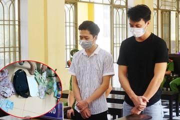 Quảng Nam: Mang lon nước bò húc đi cướp của ngân hàng hơn 200 triệu đồng