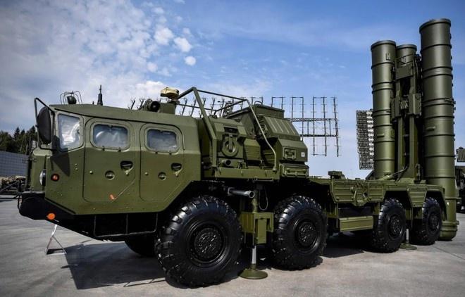 Hệ thống phòng không S-400,Mỹ,Nga,Ấn Độ