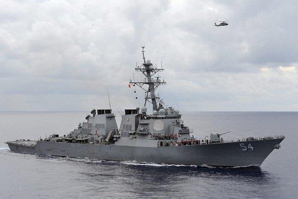 Máy bay trinh sát Mỹ liên tục xuất hiện ở Biển Đông