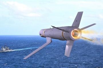 P-8A của Mỹ lần đầu khai hỏa AGM-84D Harpoon ở châu Âu