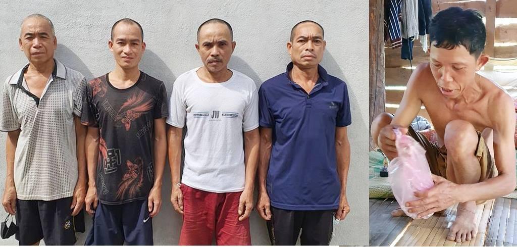 Nhóm trung niên rủ nhau vào tận nhà dân bắt trộm trâu bò