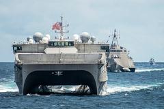 Đôi nét về cuộc diễn tập quy mô chưa từng có của Hải quân Mỹ