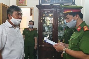 Bắt tạm giam nguyên Phó Chủ tịch Thường trực UBND tỉnh Phú Yên