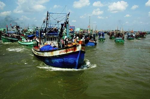 Thuận lợi và hạn chế trong phát triển kinh tế biển của Cà Mau