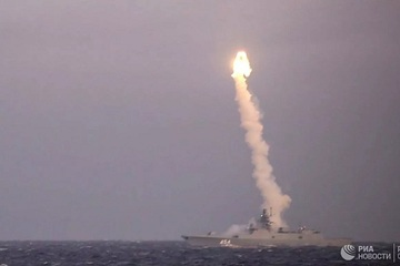 Nga sắp đưa vào sử dụng tên lửa siêu thanh Zircon?
