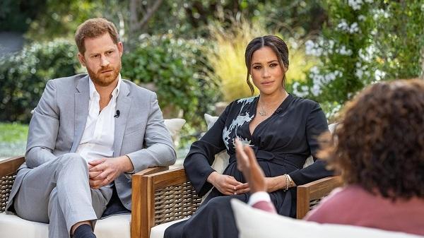 Hoàng gia anh,Hoàng tử Anh Harry,Meghan Markle