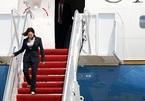 Máy bay Phó Tổng thống Mỹ buộc phải quay đầu vì vấn đề kỹ thuật