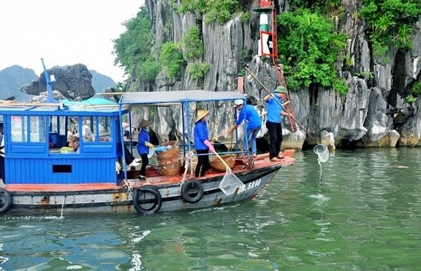 Quảng Ninh: Giảm thiểu rác thải nhựa góp phần bảo vệ môi trường