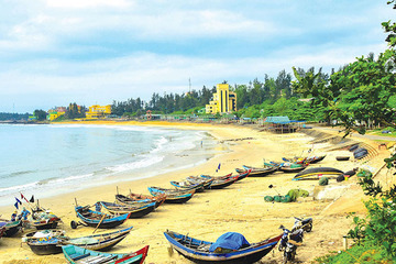 Ngành du lịch tham gia vào phát triển kinh tế biển ở Quảng Trị