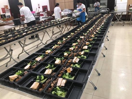 Bắc Giang siết chặt an toàn thực phẩm giữa tâm dịch