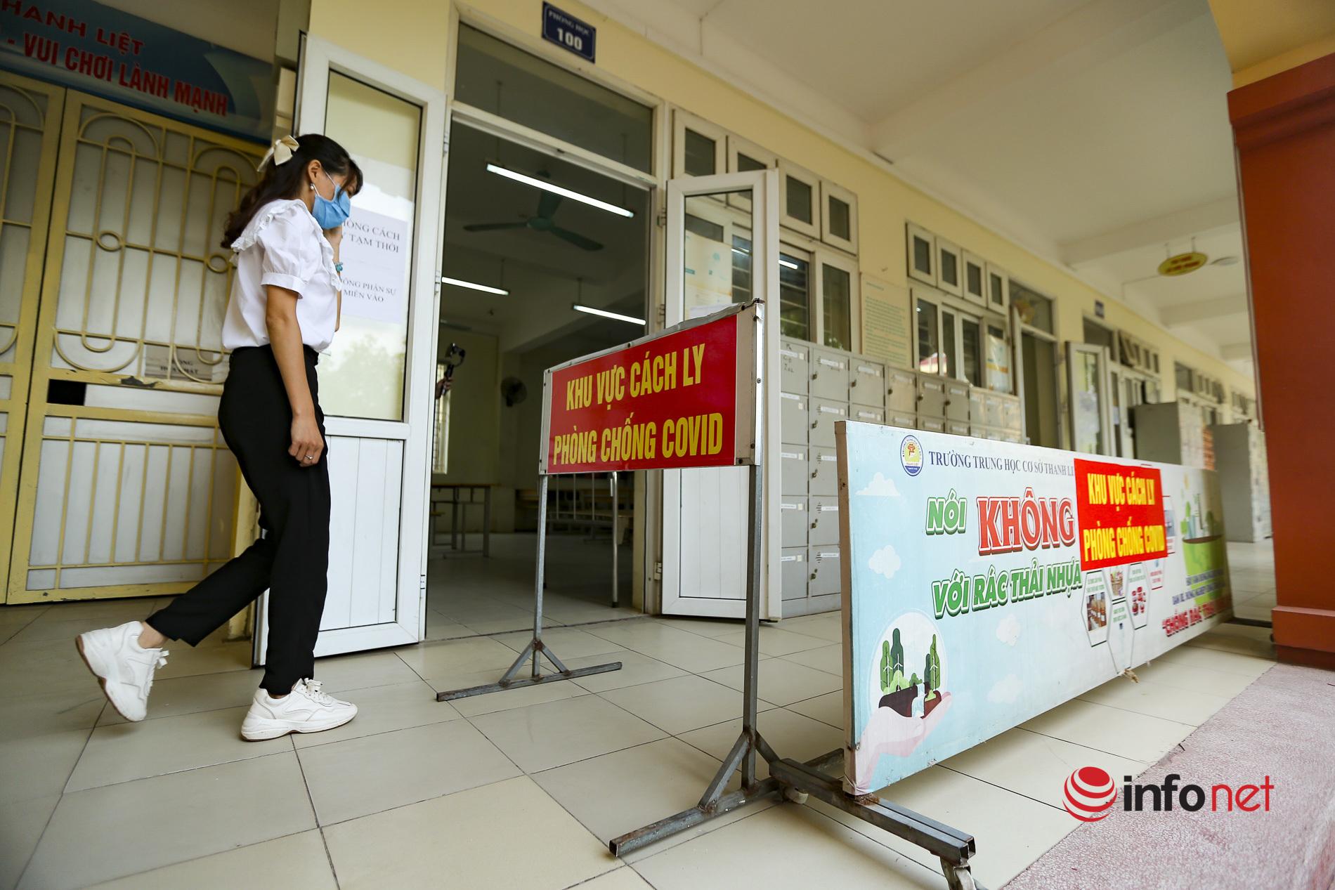Covid-19,thi tuyển sinh lớp 10,Hà Nội