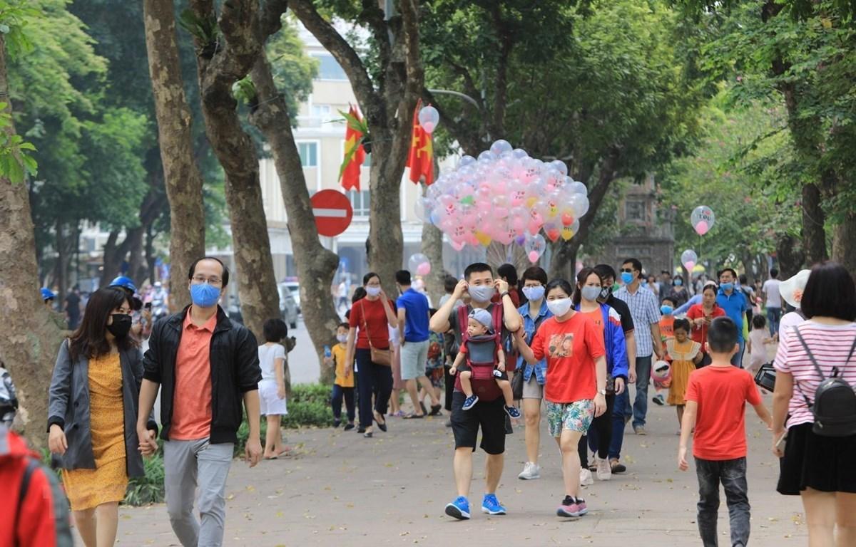 5 tháng đầu năm Hà Nội đón 2,89 triệu lượt khách du lịch nội địa