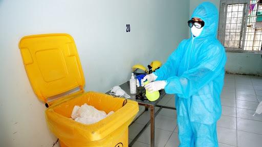 Tăng cường phối hợp trong xử lý chất thải y tế phát sinh do dịch bệnh Covid-19