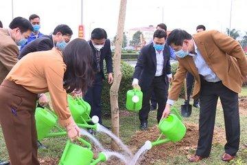 Thanh Hóa phấn đấu trồng 34,5 triệu cây xanh trong 5 năm