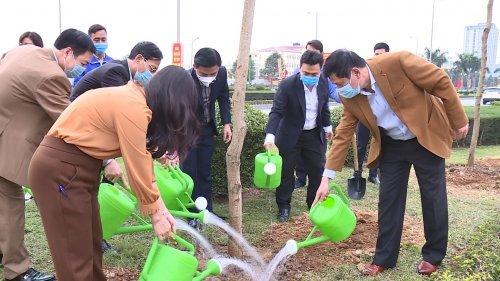 trồng cây,bảo vệ môi trường,Thanh Hóa