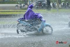 Bắc Bộ, Thanh Hóa, Nghệ An mưa to đến hết ngày mai