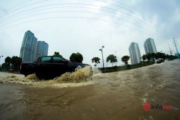 Bắc Bộ, Thanh Hóa, Nghệ An mưa to, đề phòng mưa đá, sạt lở đất