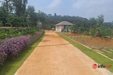 Để nhà vườn trái phép 'mọc' giữa hồ thủy điện: Phê bình chủ tịch huyện Đắk R'lấp
