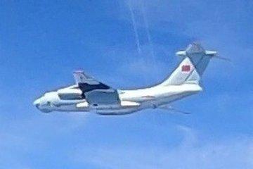 Tình tiết mập mờ trong vụ 16 máy bay quân sự TQ xâm phạm không phận Malaysia