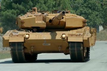 Thổ Nhĩ Kỳ 'phù phép' Leopard 2A4 thành tăng kiên cố nhất thế giới