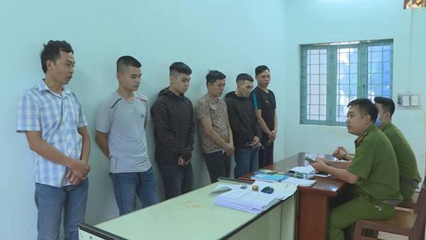 Triệt phá nhóm tín dụng đen cho vay lãi siêu nặng ở Đắk Lắk