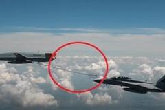 UAV 'tương lai' MQ-25 của Mỹ lần đầu tiên tiếp dầu thành công trên không