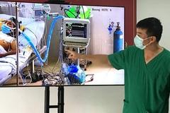 4 bệnh nhân Covid-19 nặng ở Bắc Giang cai máy thở, ECMO