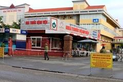 Vì sao Bệnh viện Đa khoa tỉnh Hà Tĩnh phải phong tỏa?