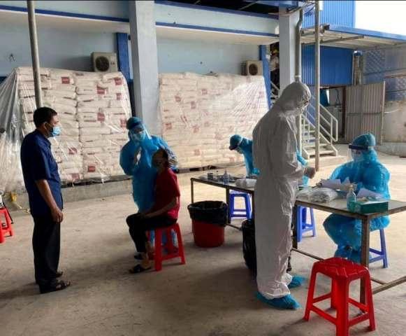 Ninh Bình,Tái dương tính,SARS-CoV-2,Cách ly