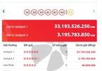 Trúng Jackpot 2 một người ở Quảng Bình vừa trở thành tỷ phú Vietlott