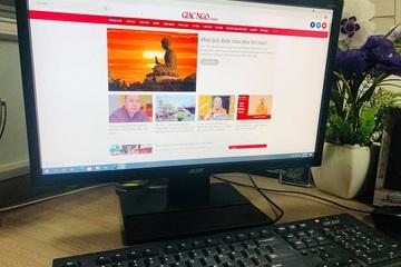 Phát huy vai trò thông tin truyền thông Phật giáo thời đại 4.0