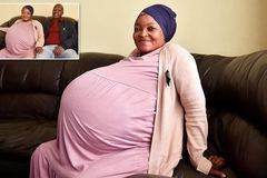 Thực hư người phụ nữ sinh 10 em bé đầu tiên trên thế giới
