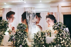 6 đám cưới xa xỉ bậc nhất Vbiz: Sắm cả màn hình lớn để cổ vũ tuyển Việt Nam