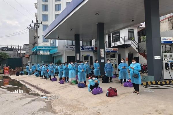 Lạng Sơn sẵn sàng phương án đón hơn 1.000 công nhân từ Bắc Giang trở về