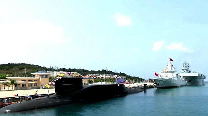 Mỹ lại hướng 'mũi giáo' vào kho vũ khí hạt nhân của Trung Quốc