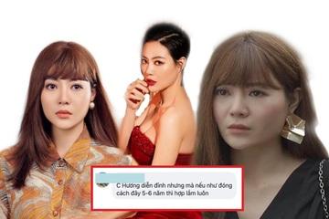 """Bị """"soi"""" tạo hình nhân vật, Thanh Hương vẫn diễn xuất thần trong Mùa hoa tìm lại"""