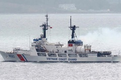 Tàu CSB 8021 Mỹ chuyển giao cho Việt Nam mạnh như thế nào?