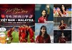 Ảnh chế hài hước: Cầu thủ ĐT Việt Nam hóa mỹ nhân hút hồn trước trận gặp ĐT Malaysia tối nay