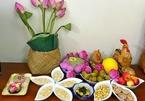 15 mâm cỗ cúng Tết Đoan ngọ đẹp như tranh, đầy đủ món ăn truyền thống