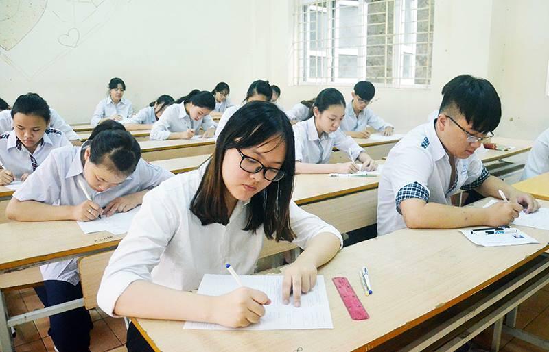 tuyển sinh lớp 10 Hà Nội