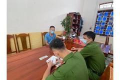Khởi tố kẻ giả danh cán bộ Thanh tra Chính phủ, cưỡng đoạt tiền của doanh nghiệp ở Thanh Hóa