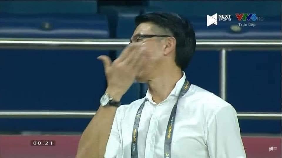 Những khoảnh khắc ấn tượng trong trận đấu giữa ĐT Việt Nam và ĐT Malaysia
