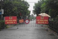 Hà Tĩnh: Thiết lập vùng cách ly y tế tạm thời để phòng, chống dịch Covid-19 từ 12h ngày 12/6